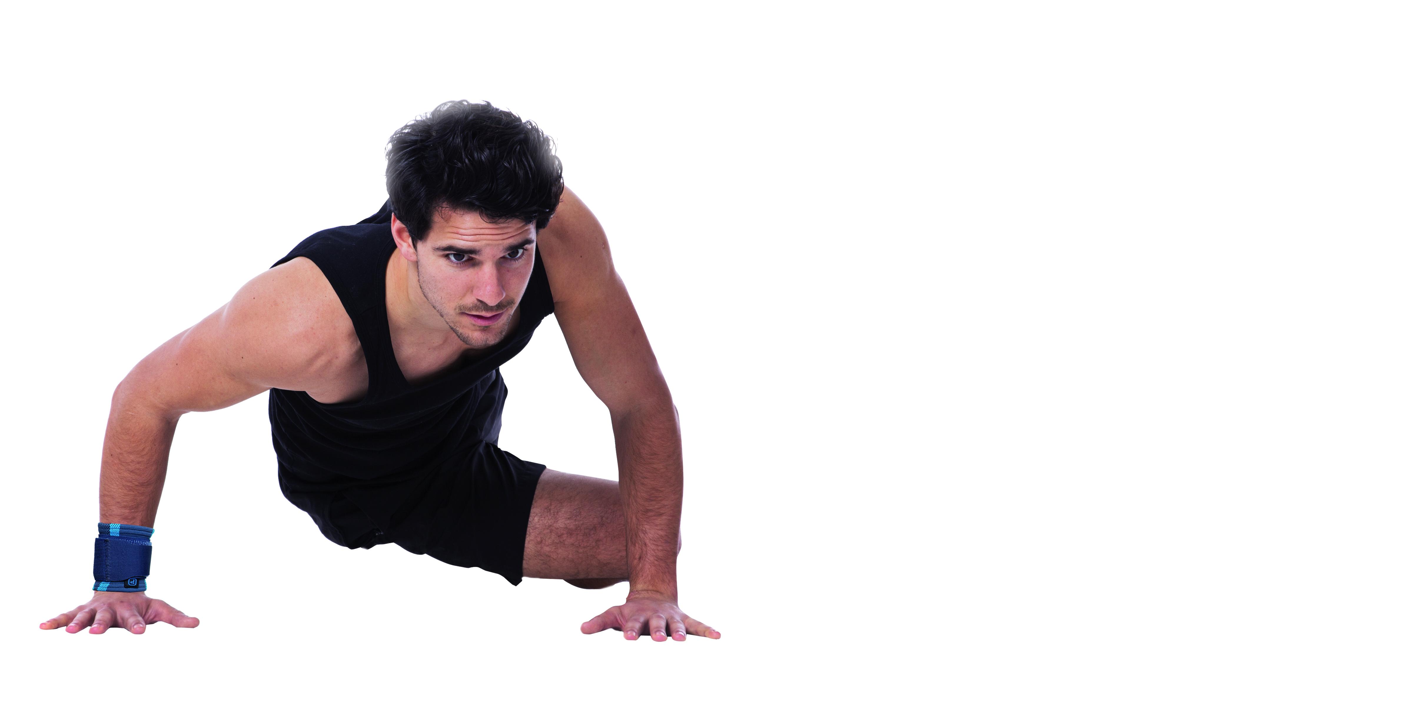Aqtivo Sport Elastic Wrist Support