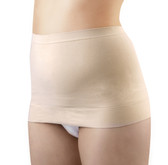 Ostomy Support Belt - Beige - Available in 3 Sizes, Unisex Design.