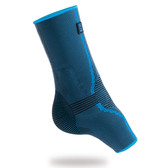 Aqtivo Sport Elastic Ankle Support with Silicone Malleolar Pads