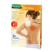 Sensiplast Heat Patch – 2 Packs of 2 Heat Patches
