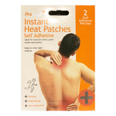 ProPlast Instant Heat Patches