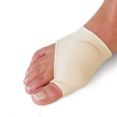 ComforSil Pull on Elastic Bunion / Hallux Valgus Protector with silicone pad – pack of 2 – universal size.