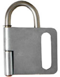 1 inch Shackle Heavy Duty Hasp for Lockout - Tagout