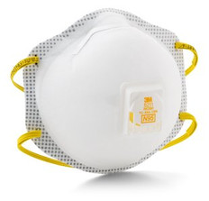 3M 8211 n95 Particulate Respirators (10 ct)