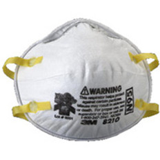 3M 8210 Particulate Respirators N95 (20 ct)