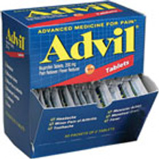 Advil® Advanced Medicine For Pain™ (50 2-pak p/dispenser box)