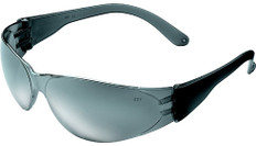 MCR Crews #CL117 Checklite Safety Eyewear w/ Silver Mirror Lens