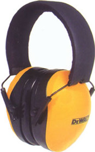 De Walt Interceptor Ear Muffs