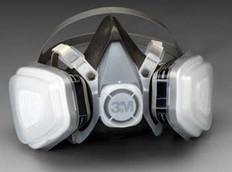 3M 5000 Half Face Respirator Kits Large Size
