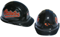 Baltimore Orioles MLB Baseball Safety Helmets with pin lock suspensions
