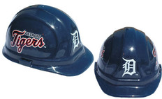 Detriot Tigers MLB Baseball Safety Helmets with pin lock suspensions