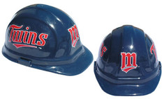 Minnesota Twins MLB Baseball Safety Helmets with pin lock suspensions