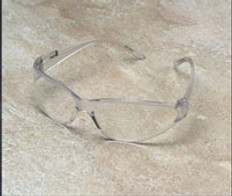 ERB #15284 Boas Safety Eyewear w/ Clear Lens