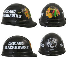 Chicago Blackhawks Safety Helmets