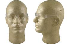 Gateway #3679 Mini Starlite Safety Eyewear w/ Fog Free Clear Lens
