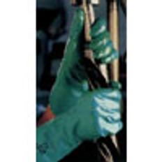 Edmont Sol-Vex Nitrile Glove (15 Mil, Flock-Lined) (sold by the dozen)