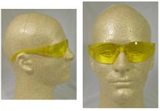 Gateway #4675 Starlite Safety Eyewear w/ Amber Lens