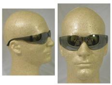 Gateway #468M Starlite Safety Eyewear w/ Silver Mirror Lens