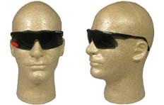 Smith and Wesson #4843 Mini Magnum Safety Eyewear w/ Smoke Lens