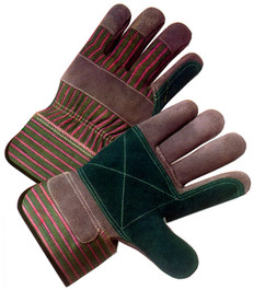 Double Palm Work Glove (priced and sold by the dozen)