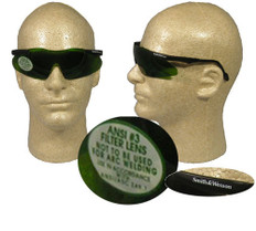 Smith and Wesson #5833 Magnum Safety Eyewear w/ 3.0 Green Lens