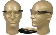Smith and Wesson #5847 Magnum Safety Eyewear w/ Fog Free Clear Lens
