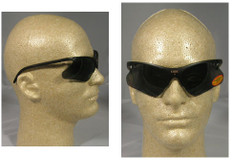 Smith and Wesson #9843 Code 4 Safety Eyewear w/ Smoke Lens