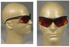 Smith and Wesson #9846 Code 4 Safety Eyewear w/ Copper Lens