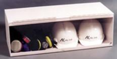 AKltd #AK-233 Safety Helmet Storage Cabinet