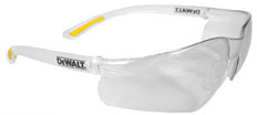 Dewalt #DPG52-1 Contractor Pro Safety Eyewear w/ Clear Lens