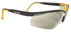 DeWalt High Performance Dual Injected Rubber Safety Glasses with Indoor/Outdoor Lens