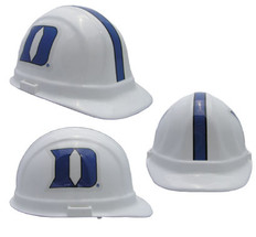 Duke University Blue Devils Safety Helmets