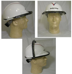 Pyramex #S1010 Clear Standard Face Shield (only)