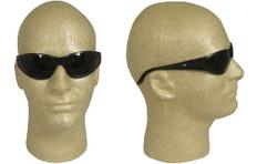 Pyramex #S1420s Fastrac Safety Eyewear w/ Smoke Lens