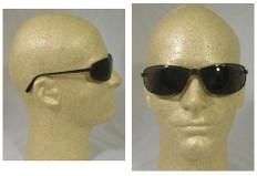 Uvex #S2451 Tomcat Safety Eyewear w/ Smoke Lens