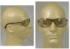 Uvex #S2454 Tomcat Safety Eyewear w/ Indoor Outdoor Lens