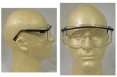 Uvex #S2500 Astro OTG Safety Eyewear w/ Clear Lens