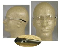 Pyramex #S2510ST Ztek Safety Eyewear w/ Fog Free Clear Lens