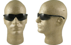 Pyramex #S2520SN Mini Ztek Safety Eyewear w/ Smoke Lens