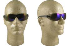 Pyramex #S3275S Alair Safety Eyewear w/ Blue Mirror Lens