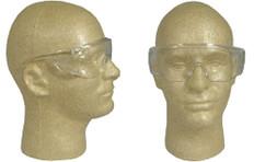 Pyramex #S510S Solo Safety Eyewear w/ Clear Lens