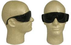 Pyramex #S520S Solo Safety Eyewear w/ Smoke Lens