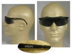 Pyramex #SB1620S Intrepid Safety Eyewear w/ Smoke Lens