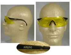 Pyramex #SB1630S Intrepid Safety Eyewear w/ Amber Lens