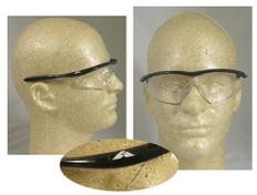MCR Crews #TM110 Tremor Safety Eyewear w/ Clear Lens