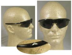 MCR Crews #TM112 Tremor Safety Eyewear w/ Smoke Lens