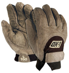 OK-990 Anti-Vibration, Impact Gloves - Full Finger, Both Hands (PAIR)