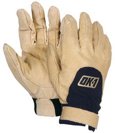 OK-FAV Anti-Vibration / Impact Gloves - Full Finger, Right Hand Only
