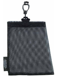 "Open Mesh Glove Guard End 5"" x 8"" Black"
