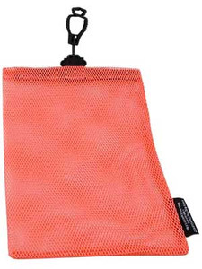 "Open Mesh Glove Guard End 7"" x 10"" Blaze Orange"